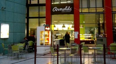 Photo of Donut Shop Arnolds at Yrjönkatu 22, Pori 28100, Finland