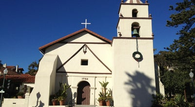 Photo of Church Mission San Buenaventura at 211 E Main St, Ventura, CA 93001, United States