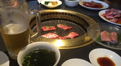 Photo of BBQ Joint 焼肉 牛亭 五反田店 at 西五反田1-18-1, 品川区 141-0031, Japan