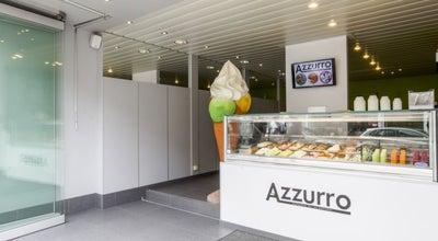 Photo of Ice Cream Shop Azzurro at Stationsstraat 9, Waregem 8790, Belgium
