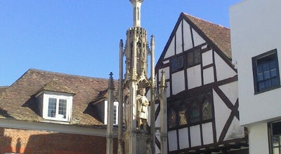 Photo of Monument / Landmark The Butter Cross at Winchester High St, Winchester SO23 9AH, United Kingdom