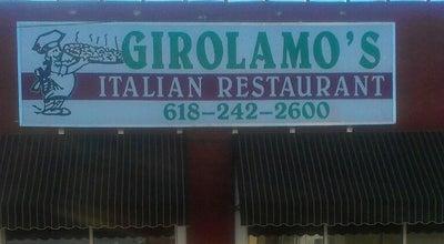 Photo of Italian Restaurant Girolamo's Pizza at 819 Jordan St, Mount Vernon, IL 62864, United States