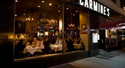 Photo of Italian Restaurant Carmine's Restaurant at 200 W 44th St, New York, NY 10036, United States