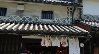 Photo of Cafe くらしき桃子 倉敷本店 at 本町4-1, 倉敷市 710-0054, Japan