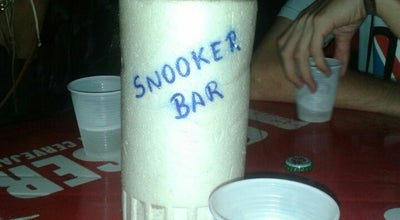 Photo of Pool Hall snooker bar at Brazil