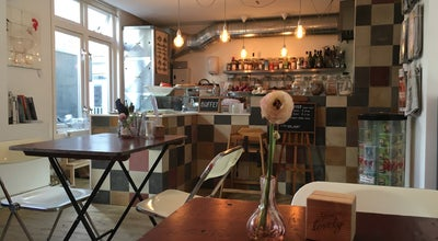 Photo of Coffee Shop Marvin at Kinkerstraat, Amsterdam, Netherlands