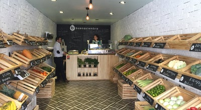 Photo of Vegetarian / Vegan Restaurant buenasiembra at Empresa L-91d, Mexico, Mexico