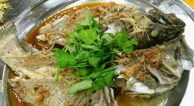 Photo of Asian Restaurant Tien Yin Seafood Restaurant at Bagan Sungai Burung, Malaysia