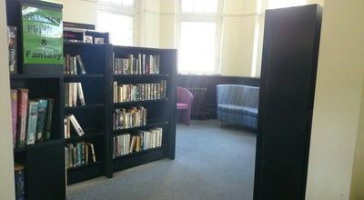 Photo of Library Eccles Library at Eccles Gateway, 28 Barton Ln, Manchester M30 0TU, United Kingdom