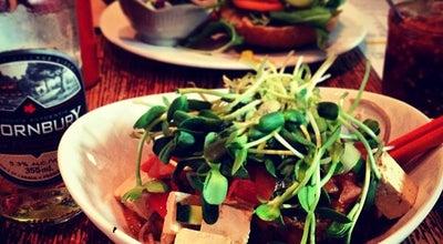 Photo of Vegetarian / Vegan Restaurant Fresh On Spadina at 147 Spadina Ave., Toronto, ON M5V 2L7, Canada