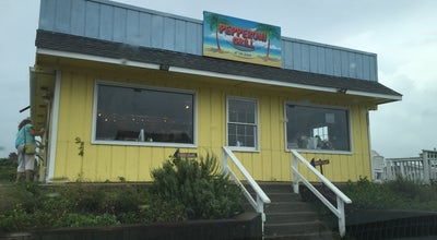 Photo of Italian Restaurant Pepperoni Grill at the Beach at 4320 E Beach Dr, Oak Island, NC 28465, United States
