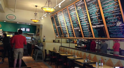 Photo of American Restaurant Honey Honey Cafe & Crepery at 597 Post St, San Francisco, CA 94102, United States