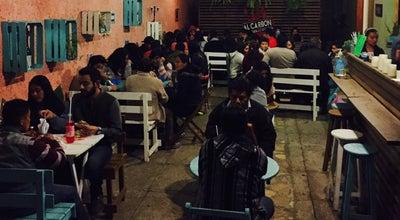 Photo of Burger Joint Al carbón hamburguesas y choripánes at Prolongación Ignacio Allende 44, San Cristóbal De Las Casas 29279, Mexico