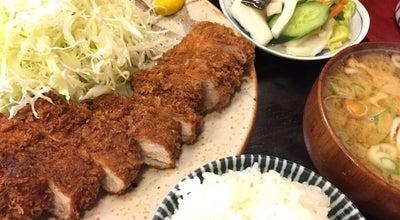 Photo of Food とんかつ 桂 at 上水本町5-7-20, 小平市, Japan