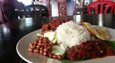 Photo of Malaysian Restaurant Warung Nasi Lemak Pak Ayob at Jalan Singa G 20/g, Shah Alam 40000, Malaysia