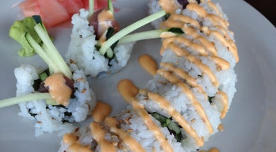 Photo of Sushi Restaurant Green's Grill & Sushi Bar at 109 College Ave, Blacksburg, VA 24060, United States