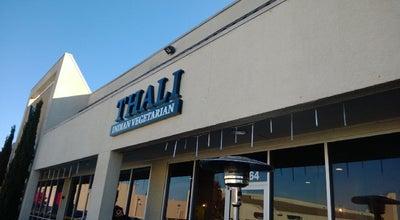 Photo of Indian Restaurant Thali Indian Vegetarian at 3064 El Camino Real, Santa Clara, CA 95051, United States