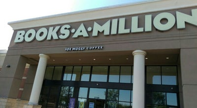Photo of Bookstore Books A Million at Cobbs Ford Rd, Prattville, AL 36066, United States