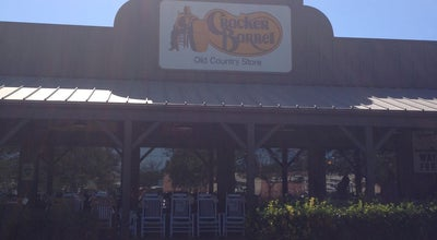 Photo of American Restaurant Cracker Barrel Old Country Store at 7367 Bell Creek Road South I-295 & Us 360, Mechanicsville, VA 23111, United States
