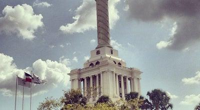 Photo of Historic Site Monumento a los Héroes de la Restauración at Avenida Las Carreras, Santiago De Los Caballeros, Dominican Republic