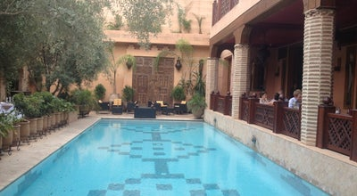 Photo of Moroccan Restaurant Maison Arabe at 1 Derb Assehbe, Marrakech Menara, Morocco