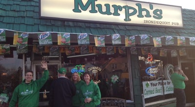 Photo of Bar Murph's Irondequoit Pub at 705 Titus Ave, Rochester, NY 14617, United States