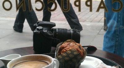 Photo of Coffee Shop Caffè Nero at 1 Peters Arcade (liverpool One), Liverpool L1 3DE, United Kingdom
