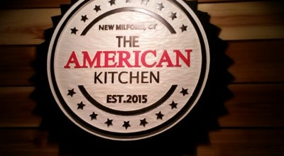 Photo of American Restaurant American Kitchen at 132 Danbury Rd, New Milford, CT 06776, United States