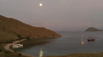 Photo of Scenic Lookout Gili Lawa Islands at Komodo, Nusa Tenggara Timur, Indonesia