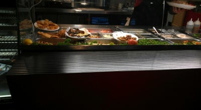 Photo of Middle Eastern Restaurant Sarah's Shawarma & Falafel at 487 Bloor St W, Toronto, ON M5S 1Y2, Canada
