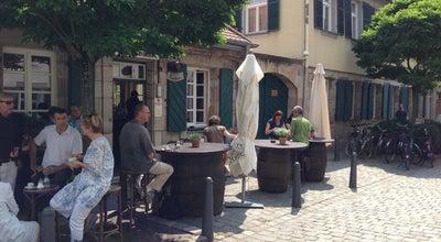 Photo of Cafe Enoteca at Schiffstr. 1, Erlangen 91054, Germany