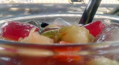 "Photo of Gastropub Es Dawet Selasih "" Mbak IM "" khas Sragen at Jl.raya Sukowati, Sragen, Indonesia"