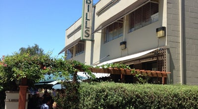 Photo of Breakfast Spot Bill's Cafe at 1115 Willow St, San Jose, CA 95125, United States