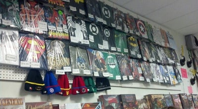 Photo of Bookstore Bat Comics at 218 Broadway St, Chico, CA 95928, United States