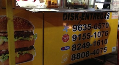 Photo of Food Truck Violinha Lanches at Avenida José Ometto, 1877, Araras 13607-059, Brazil