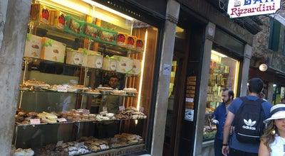 Photo of Bakery Pasticceria Rizzardini at Sestiere San Polo 1415, Venezia 30125, Italy