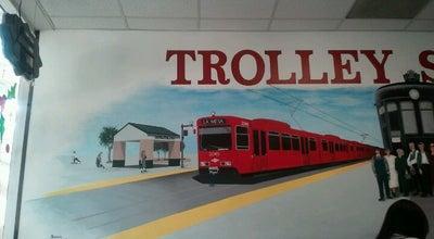 Photo of Sandwich Place La Mesa Trolley Stop Deli at 8150 La Mesa Blvd, La Mesa, CA 91942, United States