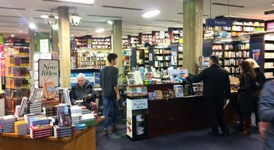 Photo of Bookstore Heffers Bookshop at 20 Trinity St, Cambridge CB2 1TY, United Kingdom