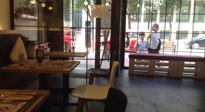 Photo of Burger Joint Burgerheim at C. Víctor Pradera, 5, Logroño 26001, Spain