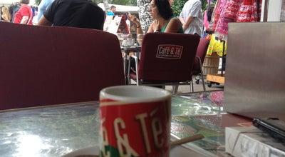 Photo of Cafe Cafe & Te at Plaça Esplanada, Mao 07703, Spain