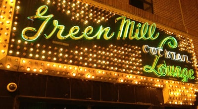 Photo of Jazz Club Green Mill Cocktail Lounge at 4802 N Broadway St, Chicago, IL 60640, United States