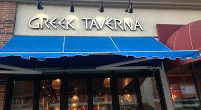 Photo of Greek Restaurant Greek Taverna at 55 The Promenade, Edgewater, NJ 07020, United States