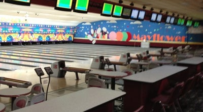 Photo of Bowling Alley Mayflower Lanes at 26600 Plymouth Rd, Redford, MI 48239, United States