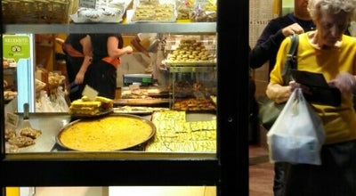 Photo of Bakery Focaccia e Dintorni at Via Canneta Il Curto, 56, Genova 16123, Italy