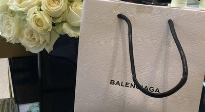 Photo of Boutique Balenciaga at Plaza Indonesia 1f,, Jakarta Pusat 10350, Indonesia
