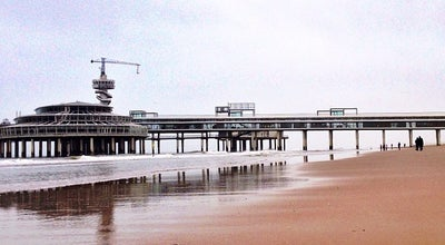 Photo of Pier Scheveningse Pier at Strandweg 1, Scheveningen 2586 JK, Netherlands