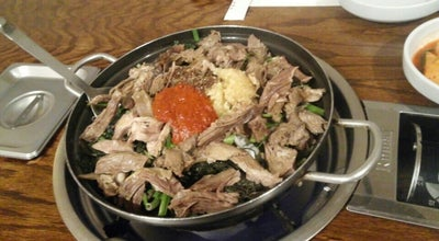 Photo of Korean Restaurant Bang's Family Restaurant at 273 Bergen Blvd, Fairview, NJ 07022, United States