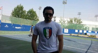 Photo of Tennis Court King Hussien Youth City - Tennis Court at Jordan
