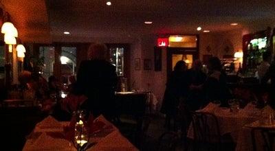 Photo of Italian Restaurant La Rivista at 313 W 4th St, New York, NY 10036, United States
