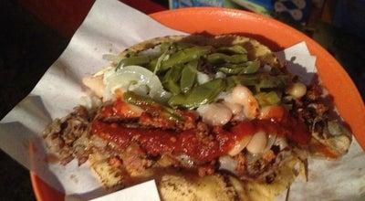 """Photo of Food El Sauce Y La Palma """"qkas"""" at Ciudad de México, Mexico"""